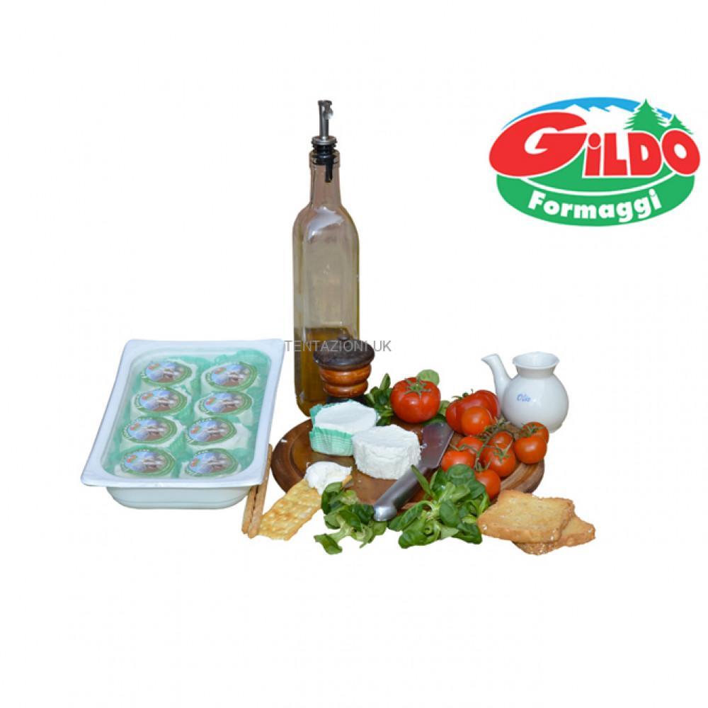 FIOR DI CAPRA - SOFT GOAT CHEESE (10PCS X 100GR)