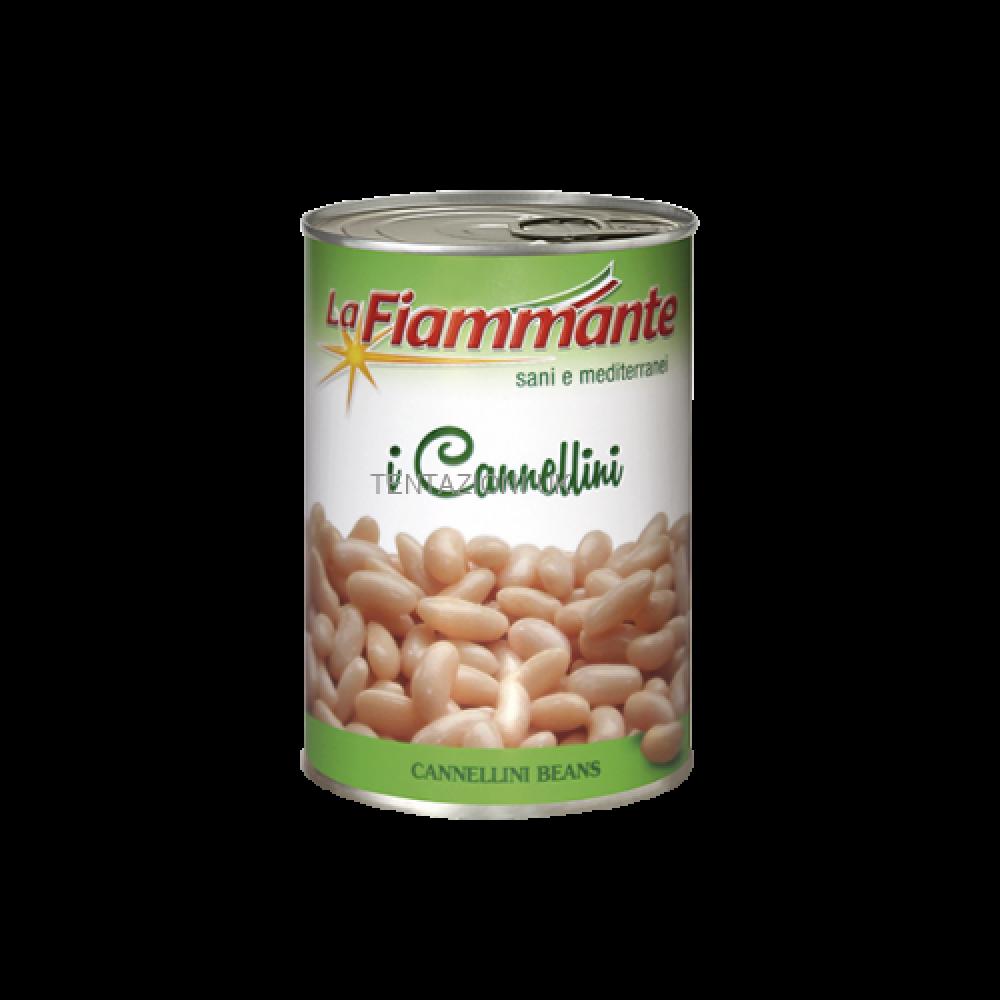 CANNELLINI LA FIAMMANTE 400GR
