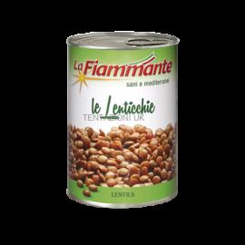 LENTIS LA FIAMMANTE LENTICCHIE 400GR