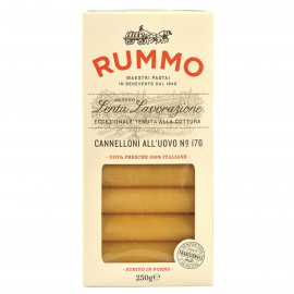 PASTA RUMMO EGG CANNELLONI N176 250GR